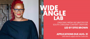Wide Angle Lab application window