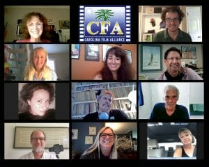CFA Board meeting photo - August 2020