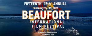 Beaufort Film Festival's 2021 logo