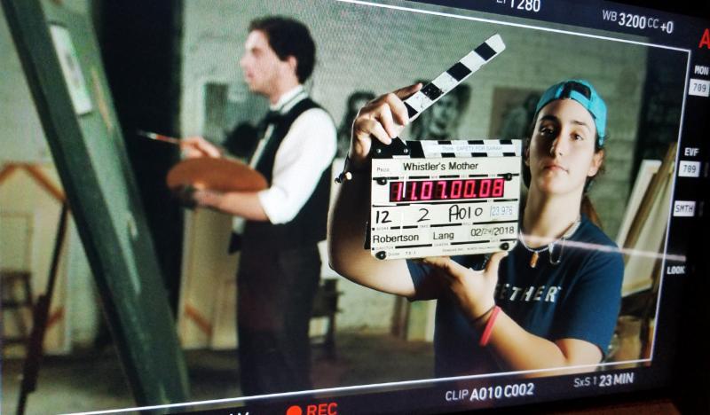 SC Film Indie Grants set photo